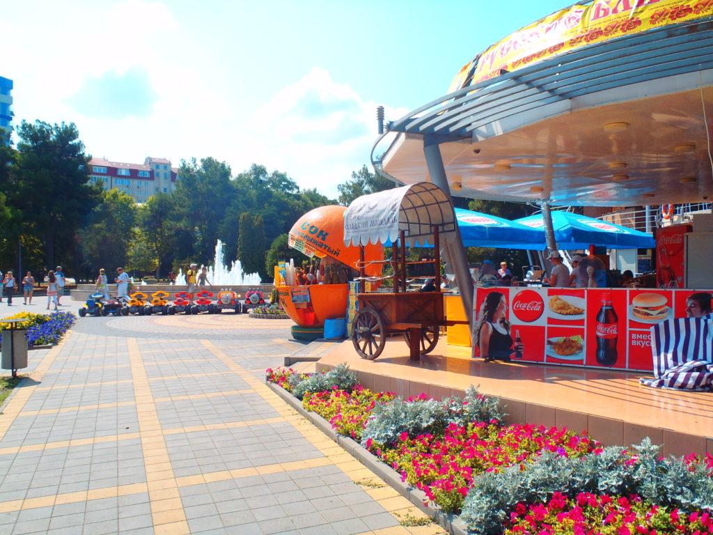 автобусные туры в Анапу из Нижнего Новгорода